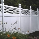 Vinyl Privacy Fence Great Falls, VA