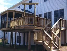 Hal Co Custom Decks, Screened Porches, Pergolas, and Custom Outdoor Carpentry